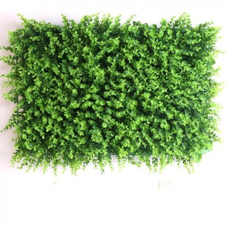 Panou eucalipt artificial verde  40x60 cm